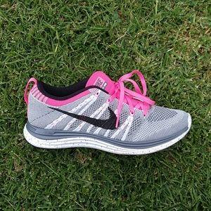 Nike Flyknit One Women 7.5 running shoes